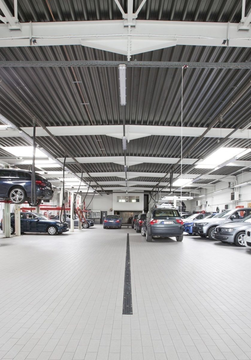 BMW garage Juma - Mechelen - 06