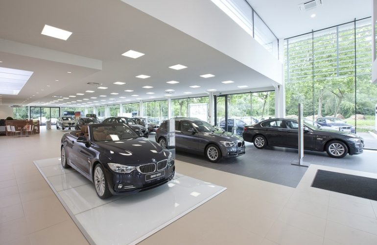 BMW garage Juma - Mechelen - 24
