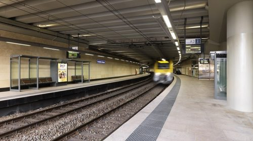 Schuman station